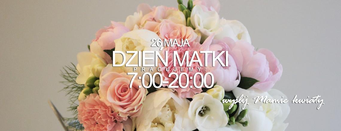 Wyślij kwiaty Mamie